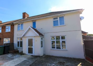 Thumbnail 4 bed end terrace house for sale in Normanton Park, London
