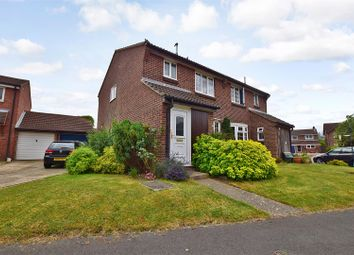 Thumbnail 3 bed semi-detached house for sale in Limes Road, Hardwick, Cambridge