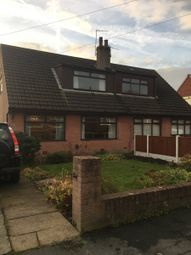 Thumbnail 3 bed semi-detached house to rent in Ashley Drive, Leigh