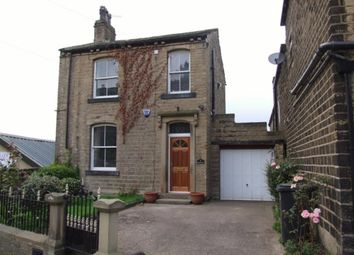 Thumbnail 3 bed detached house for sale in Workhouse Lane, Greetland, Halifax