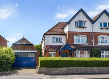 Thumbnail 5 bed semi-detached house for sale in Norman Road, Northfield, Birmingham