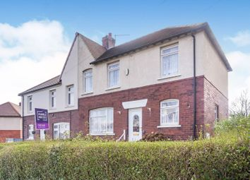 Thumbnail 3 bed semi-detached house for sale in Dacre Avenue, Wakefield