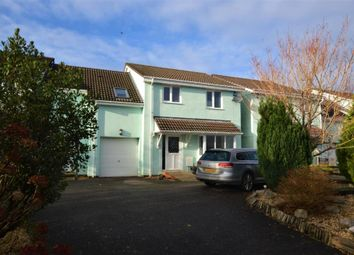 Thumbnail 4 bed semi-detached house for sale in Highfield Road, Dunkeswell, Honiton, Devon