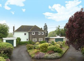Thumbnail 3 bed detached house for sale in School Lane, Harrold, Bedford