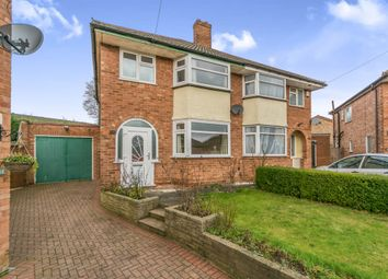 Thumbnail 3 bedroom semi-detached house for sale in Denise Drive, Harborne, Birmingham