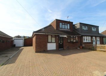 Thumbnail 3 bed bungalow for sale in Chapterhouse Road, Luton