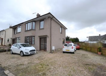 Thumbnail 3 bed semi-detached house for sale in East Park Avenue, Mauchline, East Ayrshire