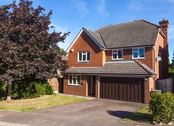 Thumbnail 4 bedroom detached house for sale in Russet Drive, Croydon