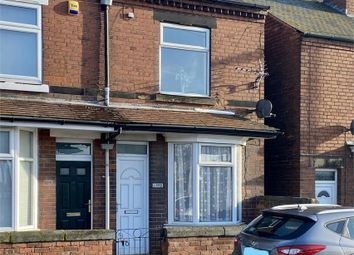 Thumbnail 2 bedroom semi-detached house to rent in Gateford Road, Worksop, Nottinghamshire