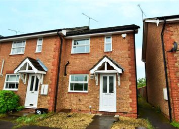 Thumbnail 2 bed end terrace house for sale in Donaldson Way, Woodley, Reading, Berkshire