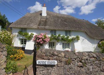 4 bed end terrace house for sale in Higher Ringmore Road, Shaldon, Devon TQ14