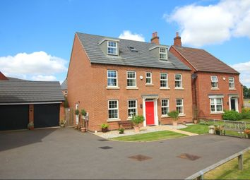 Thumbnail 5 bedroom detached house for sale in Olympic Way, Hinckley
