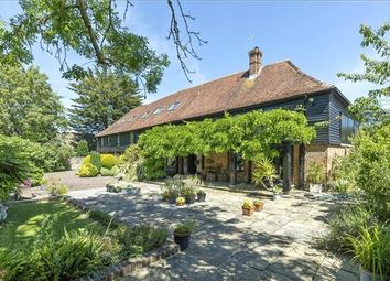Thumbnail 5 bed detached house for sale in Aldingbourne, Chichester, West Sussex