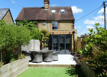 Thumbnail 3 bed semi-detached house for sale in The Glen, High Road, Cookham, Maidenhead