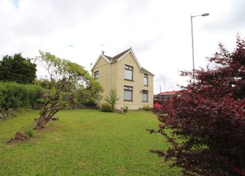Thumbnail 3 bed detached house for sale in Pontardulais Road, Penllergaer, Swansea