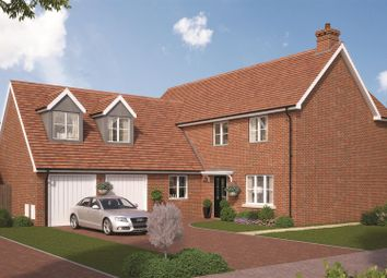 Thumbnail 5 bed detached house for sale in Farrendon Court, Stratford Close, Aston Clinton