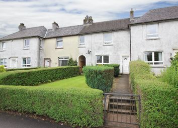 Thumbnail 3 bed terraced house for sale in 447 Kilbowie Road, Clydebank