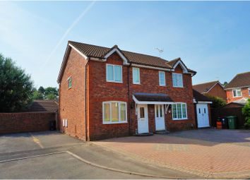 Thumbnail 3 bedroom semi-detached house for sale in Moorhen Close - Covingham, Swindon