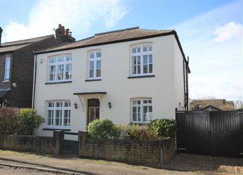 Thumbnail 4 bedroom detached house for sale in Cowper Road, Harpenden, Hertfordshire