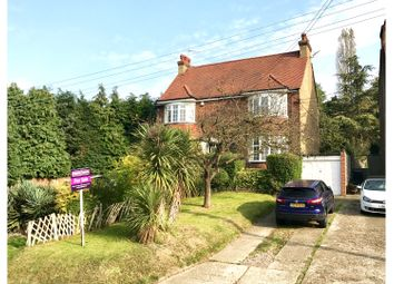 Thumbnail 4 bed semi-detached house for sale in Forge Lane, Higham, Rochester