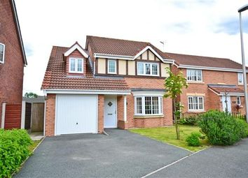 Thumbnail 4 bed detached house for sale in Vale Gardens, Ince, Wigan