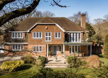 Thumbnail 5 bed detached house for sale in Barton Common Road, New Milton