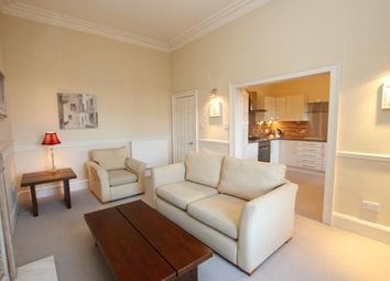 Thumbnail 1 bed flat to rent in Carlton Terrace, New Town, Edinburgh