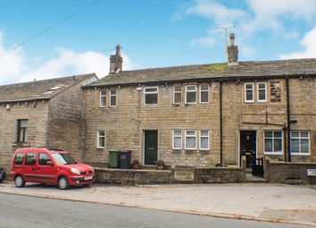 Thumbnail 3 bed terraced house for sale in Woodhead Road, Holmfirth