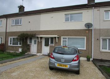 Thumbnail 2 bed terraced house to rent in Kiniver Drive, Glasgow