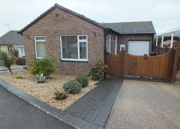 Thumbnail 2 bed detached bungalow for sale in Ash Grove, Seaton