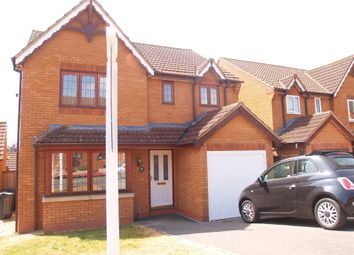 Thumbnail 4 bed detached house to rent in Thornhill Drive, Blunsdon, Swindon