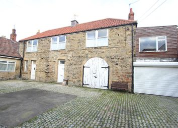 Thumbnail 2 bed flat for sale in 3B Main Road, Gainford, Darlington