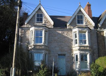 Thumbnail 1 bed flat to rent in Greenbank, Alverton Street, Penzance