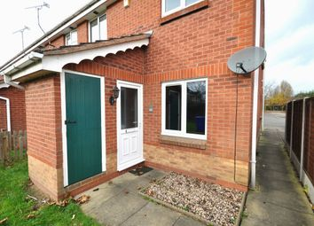 Thumbnail 1 bed flat for sale in Sedgefield Road, Branston, Burton-On-Trent