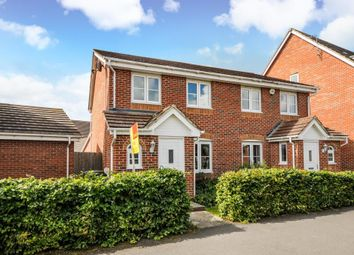 Thumbnail 3 bed semi-detached house for sale in Urquhart Road, Thatcham