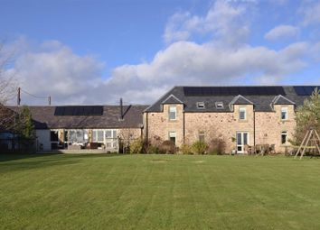 Thumbnail 4 bed barn conversion for sale in Boudrach, Cothill Steadings, Duns