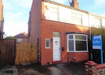 Thumbnail 3 bed semi-detached house for sale in Birchfield Road, Stockport, Stockport