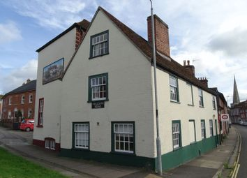 Thumbnail 4 bed terraced house for sale in St. Martins Church Street, Salisbury