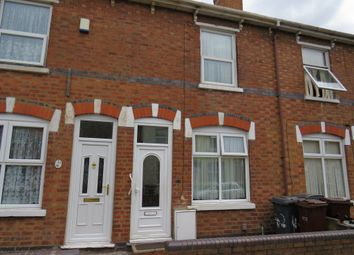 Thumbnail 3 bedroom terraced house for sale in Hargreaves Street, Wolverhampton