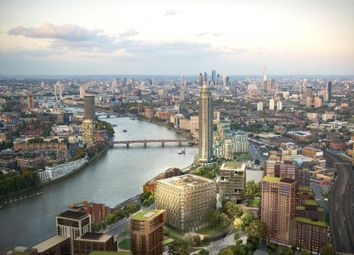 Thumbnail 1 bedroom flat for sale in Legacy Building 3, Embassy Gardens, Nine Elms