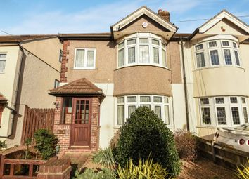 Thumbnail 3 bed semi-detached house for sale in Larchwood Road, London