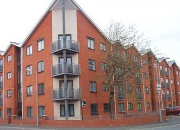 Thumbnail 2 bed flat for sale in Newcastle Street, Manchester