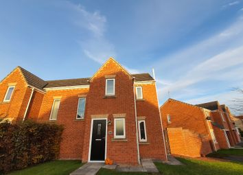 Thumbnail 3 bed semi-detached house for sale in Eshwood View, Ushaw Moor, Durham