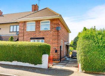 Thumbnail 3 bedroom end terrace house for sale in Romany Road, Kingsley, Northampton, Northamptonshire