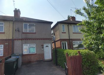Thumbnail 2 bedroom end terrace house for sale in Harper Road, Stoke, Coventry