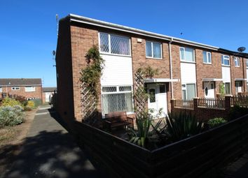 Thumbnail 3 bed terraced house for sale in Rosedale Close, Whitby