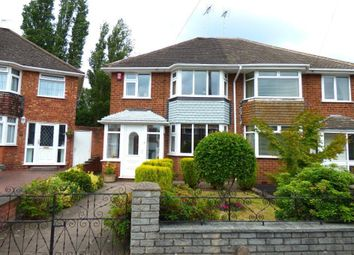 Thumbnail 3 bed semi-detached house for sale in Peters Avenue, Northfield, Birmingham