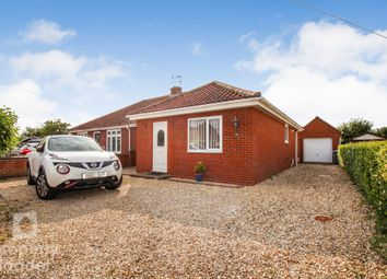 Thumbnail 4 bed semi-detached bungalow for sale in Links Close, Hellesdon, Norwich