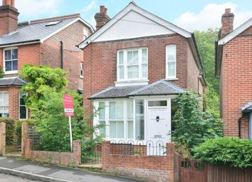 Thumbnail 3 bed detached house for sale in Dean Road, Godalming