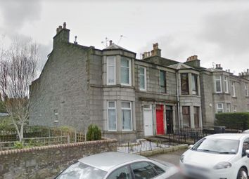 Thumbnail 4 bed flat for sale in 52, Erskine Street, Upper Flat, Aberdeen AB243Nq